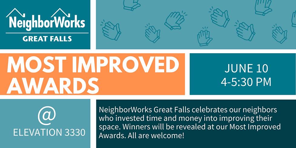 NeighborWorks Most Improved Awards