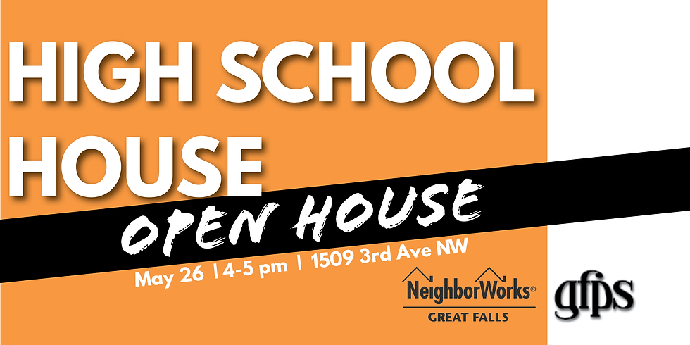 High School House Open House