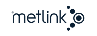 Metlink Logo No Lockup - CMYK Mono Blue-