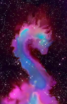 The Draconem Nebula - also called the Xiia Cloud
