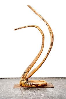 Escultura designer Hugo França