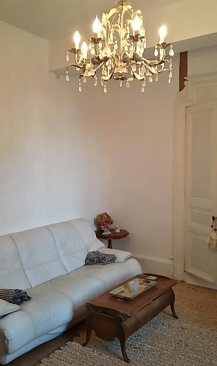 Salon canapé cuir