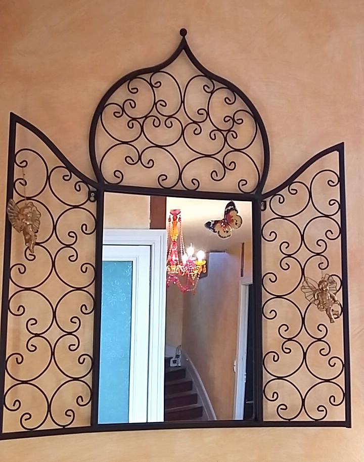 Miroir de décoration