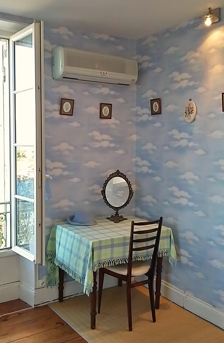 Chambre nuage