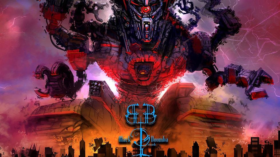 Doombanomicon - 13 Various Doom Artists (Double Vinyl - Limited Edition)