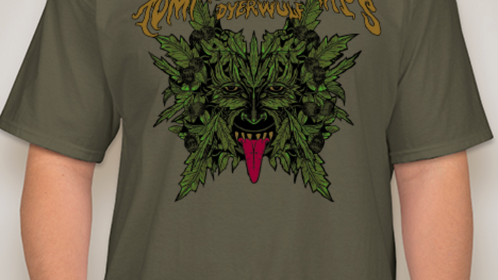 Green Jack T - Shirt