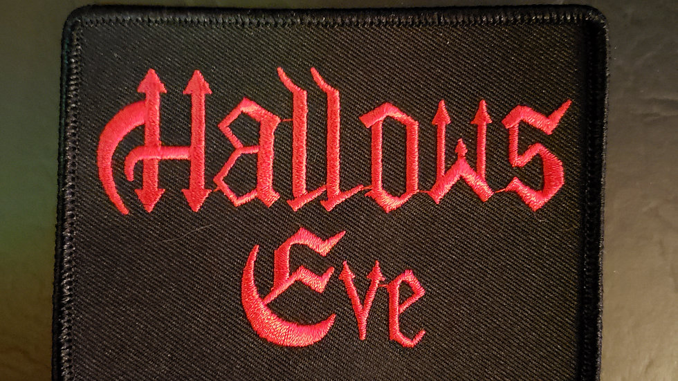 Hallows Eve Patch