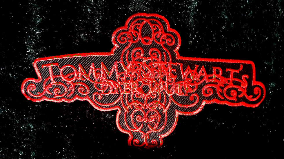 Tommy Stewart's Dyerwulf Patch