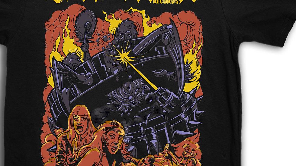 BDR Doomba Attack T-shirt