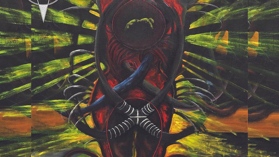 Gravehuffer 'NecroEclosion' (Vinyl LP)