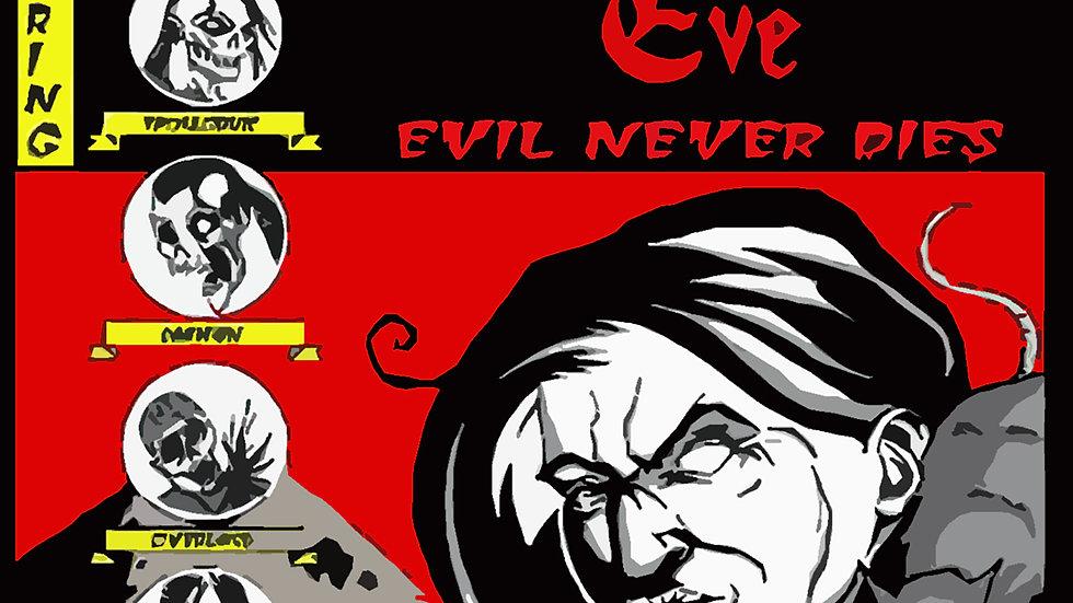 "Hallows Eve ""Evil Never Dies"" (Vinyl LP)"
