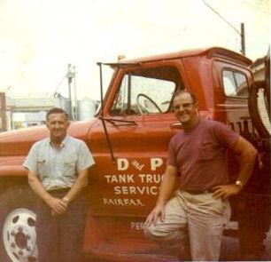 George Pease Jr. and Walter Dobbs