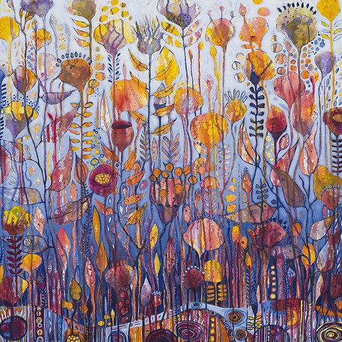 Beautiful Blooms Fine art print