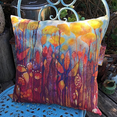 Wildflowers #1 Cushion Cover