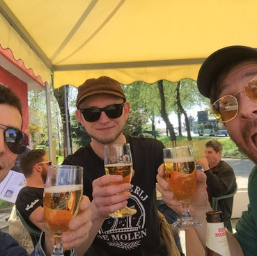 Three Men Band, 2019