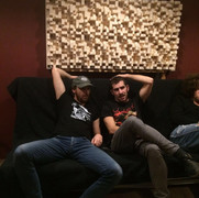 Rubedo Studio, Evil Flatmates Session w/ Stefano Isaia