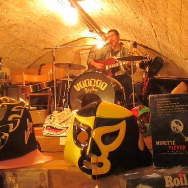 Bern, CH, Voodoo Rhythm Records, 2016