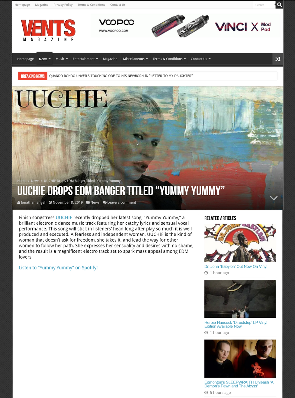 UUCHIE ON VENTS MAGAZINE.png