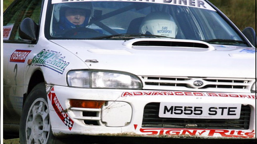 2003 Toshiba Computers Antrim Forest Rally - Competitor Video now on DVD