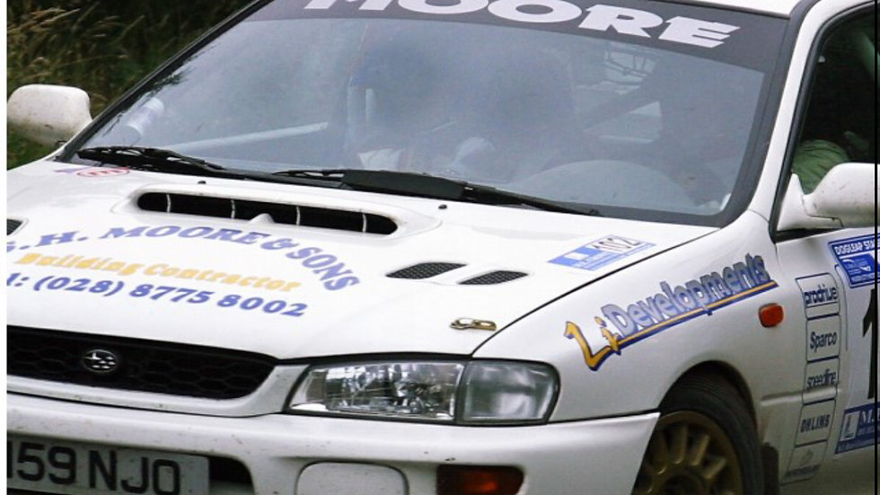 2003 Sunset Rally - Competitor Video now on DVD