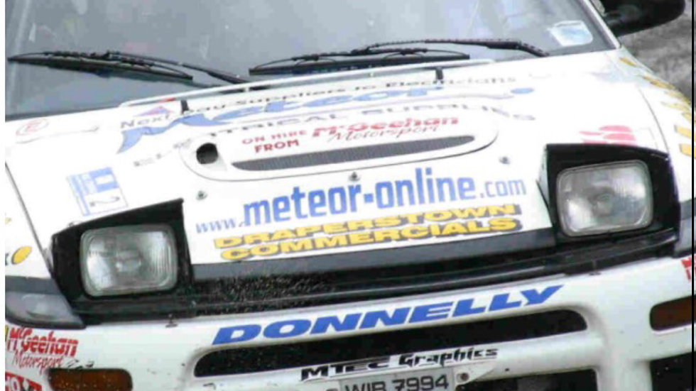 2003 Lark in the Park Rally - Competitor Video