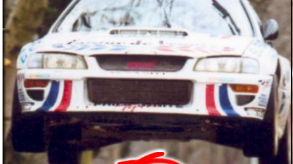 2002 Circuit of Ireland Rally - Competitor Video now on DVD