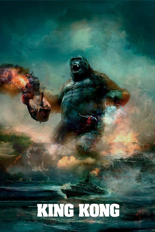 King Kong 24 x 36