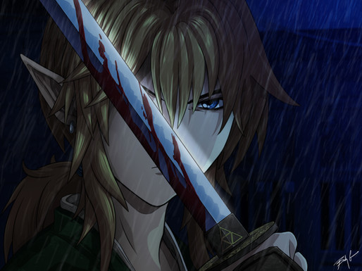 The Legend of Zelda - Kenshin Crossover