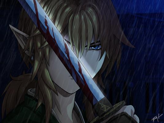 The Legend of Zelda - Kenshin Crossover