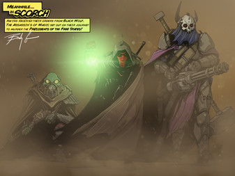 The Assassins of Magic