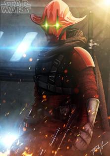 Sidon Ithano - Star Wars