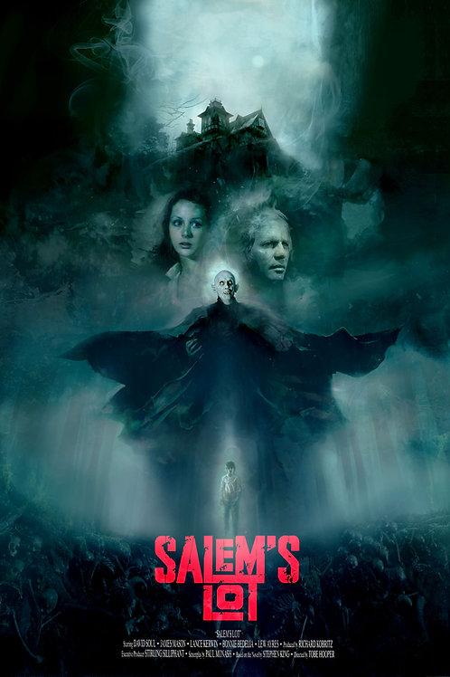 Salem's Lot - 18 x 24