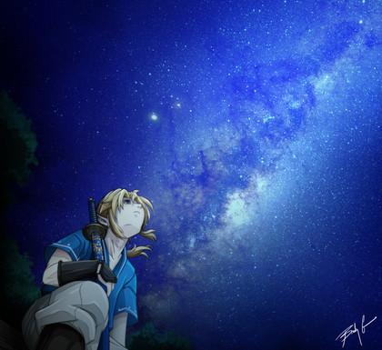 The Legend of Zelda - Kenshin Crossover 2