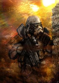 BE-6 101 DS4 Sandtrooper