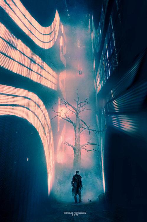 Blade Runner 2049 (Version 2 Variant) 18 x 24