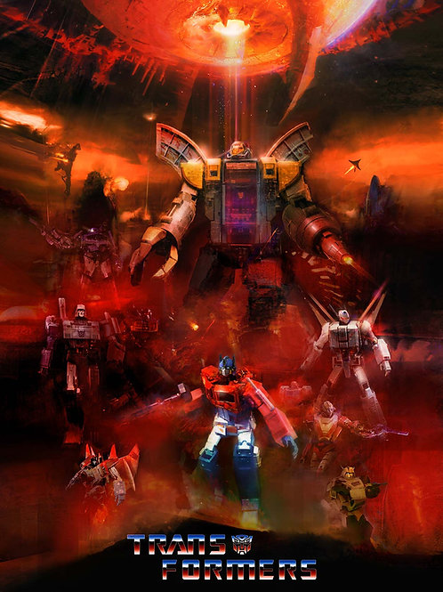 LG - Transformers (Version 2) - 24 x 36