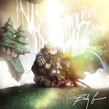 Zelda Berserk Crossover P1