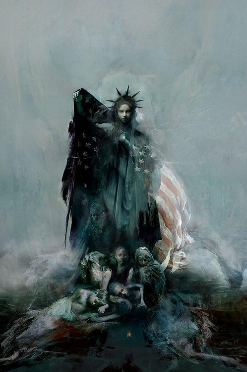 Liberty 24 x 36