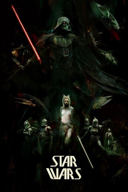 LG - Star Wars: Rebels - 18 x 24