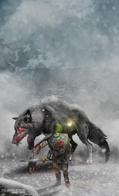 The Legend of Zelda Enemies - Wolfos