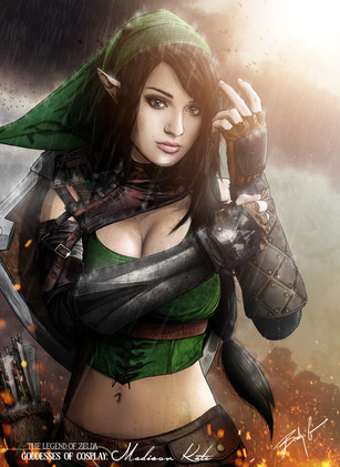 Goddesses of Cosplay - MadiCat