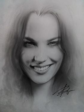 Lzzy Hale - Sketch