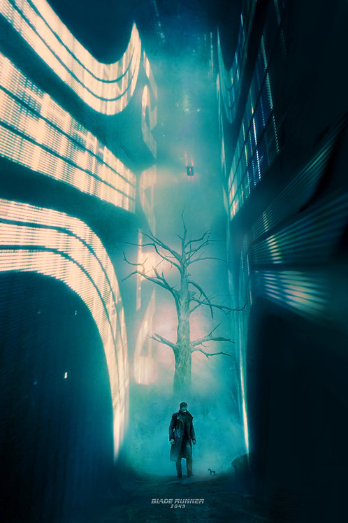 Blade Runner 2049 (Version 2) 18 x 24