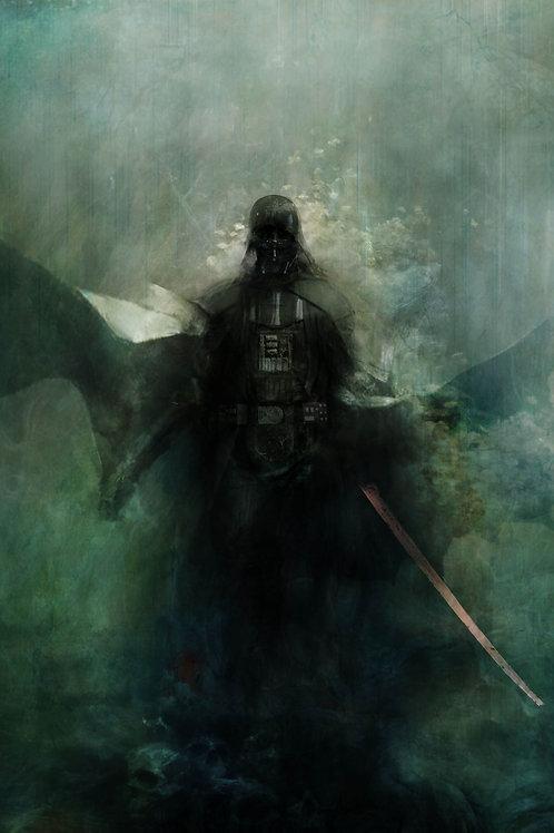 LG - Darth Vader - 24 x 36