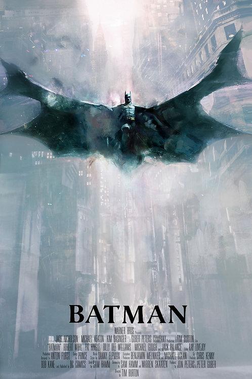 LG - Batman - 18 x 24