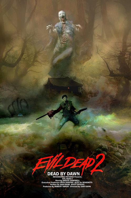Evil Dead 2 - 18 x 24