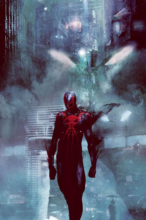 Spider-man 2099 - 24 x 36