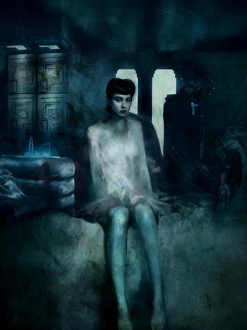 Blade Runner (Rachael) - 18 x 24