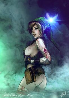 Goddesses of Cosplay Jessica Nigri