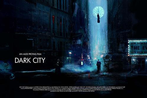 Dark City - 36 x 24